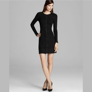 Theory Women's Black Dress Chayenne Classic